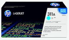 Värikasetti HP 311A Q2681A laser - HP laservärikasetit ja rummut - 111934 - 1