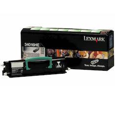Värikasetti LEXMARK 34016HE laser - Lexmark laservärikasetit ja rummut - 117494 - 1
