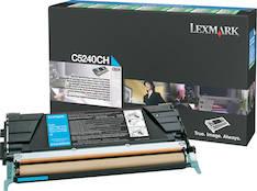Värikasetti LEXMARK C524 laser - Lexmark laservärikasetit ja rummut - 116094 - 1