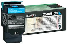 Värikasetti LEXMARK C540H1CG laser - Lexmark laservärikasetit ja rummut - 120574 - 1