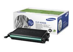 Värikasetti SAMSUNG CLP-K660B laser - Samsung laservärikasetit ja rummut - 119884 - 1