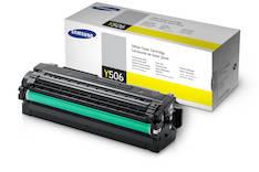Värikasetti SAMSUNG CLT-Y506L laser - Samsung laservärikasetit ja rummut - 132604 - 1