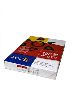 Väritulostuspaperi 4CC A3/100g - Värikopiopaperit - 109894 - 1