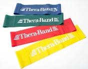 Vastuskuminauha Thera-band 1,5m - Kosteusrasvat ja käsihuuhteet - 127964 - 1