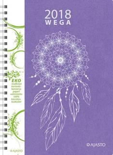 Wega eko, lila - Ajasto kalenterit - 152584 - 1