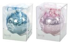 Vauvan vuosipallo 85mm - Jouluun valot,koristeet,tekstiilit - 153754 - 1