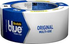 Maalarinteippi 3M Scotchblue 36mm x 55m - Maalarinteipit - 142165 - 1