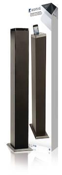 Langaton Bluetooth Kaiutin König - Muut it- ja ergonomiatarvikkeet - 146165 - 1