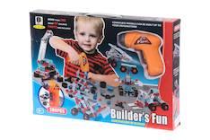 Lasten rakennussetti 280-osainen - Lelut - 149185 - 1