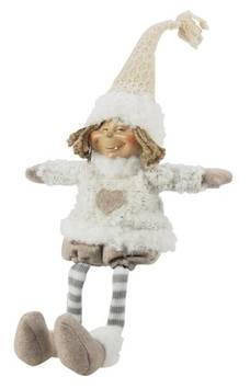 Iloinen peikkopoika 48cm - Jouluun valot,koristeet,tekstiilit - 149855 - 1