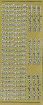 Ääriviivatarra rippilapselle - Tarrat ja tarrakirjat - 146015 - 1
