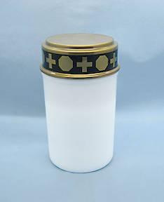 Airam muisto 12 cm hautakynttilä+ristikoristeet - Jouluun valot,koristeet,tekstiilit - 144305 - 1