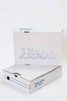 Arkistoboxi A4/8cm - Arkistointikannet - 103095 - 1