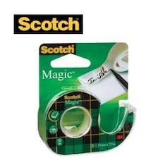 Asiakirjateippi SCOTCH 8-1210D12mmx10m - Asiakirjateipit - 104545 - 1