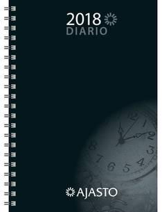 Diario vuosipaketti 130x185mm - Ajasto kalenterit - 153225 - 1
