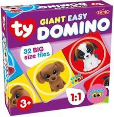 Domino Ty Giant Floor MULTI) - Pelit Nelostuote - 153605 - 1