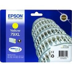 EPSON 79XL mustesuihku - Epson mustesuihkuväripatruunat - 143075 - 1