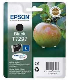 EPSON T1291 mustesuihku - Epson mustesuihkuväripatruunat - 130425 - 1