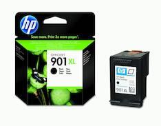 HP 901XL CC654AE mustesuihku - HP mustesuihkuväripatruunat - 120375 - 1