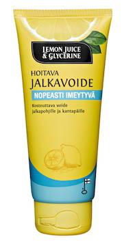 Hoitava jalkavoide 100g LJG - Kosmetiikka ja pesuaineet - 147055 - 1