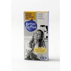 Kahvikeittimen puhdistusliuos CLEAN DROP - Pesu- ja puhdistusaineet - 131225 - 1