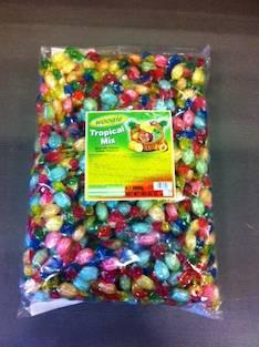 Karkki Tropical mix 3kg/ pss - Makeiset - 132365 - 1