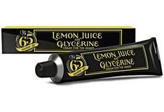 Käsivoide Lemon juice&glyserin 50g - Kosmetiikka ja pesuaineet - 153825 - 1