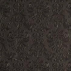 Lautasliina 25x25cm elegance black  fsc - Servietit ja lautasliinat - 143765 - 1