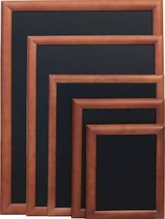 Liitutaulu 67x87cm seinälle - Valko- ja ilmoitustaulut - 129625 - 1