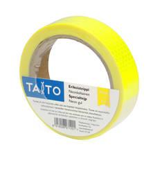 Huomioteippi 5m 25mm TAITO - Pientarvikkeet - 153135 - 1