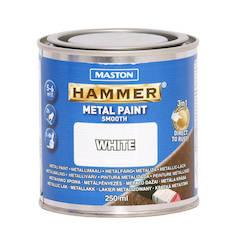 Maali hammer sileä 250ml - Maalaustarvikkeet - 136375 - 1