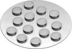 Magneetit 10 x 2mm, 12 kpl - Tarrat ja tarrakirjat - 140825 - 1