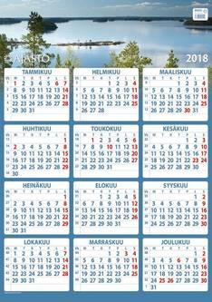 Maxi - Ajasto kalenterit - 152645 - 1