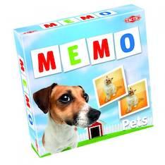 Memo+ Lemmikit (valokuvat) - Pelit Nelostuote - 133195 - 1
