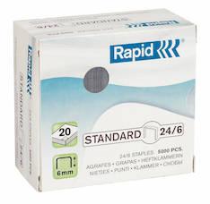 Nitomaniitti RAPID 24/6 Standard - Nitomanastat ja kasetit - 124855 - 1