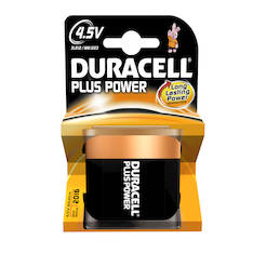 Paristo DURACELL 3LR12 Alkaline 4,5V - Paristot - 131755 - 1
