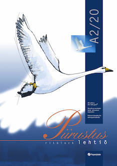 Piirustuslehtiö A2/20 120g PAPERIPISTE - Piirustus ja taiteilija paperit - 102515 - 1