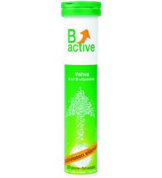 Poretabletti B-Active 20kpl/pkt - Ravintolisät - 151145 - 1