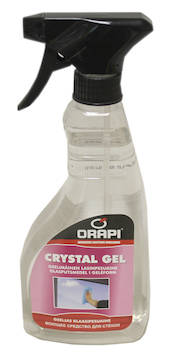 Puhdistusaine ORAPI Crystal gel 500ml - ATK:n puhdistusaineet ja liinat - 120555 - 1