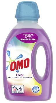 Pyykinpesuneste 1L OMO - Kodin pesuaineet - 154185 - 1