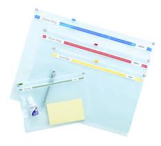 Säilytystasku ZIPPA BAG A4+vetoketjulla - Muut taskut - 130165 - 1