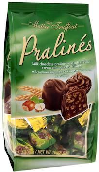 Suklaakonvehti Pralines 300g - Makeiset - 149485 - 1