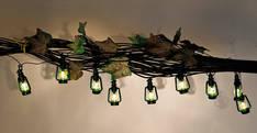 Tallilyhtyvalosarja 10led mini AIRAM - Jouluun valot,koristeet,tekstiilit - 149805 - 1
