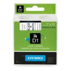Tarranauha DYMO 24mmx7m 53713 - Tarra- ja kohokirjoitinteipit Dymo - 109885 - 1