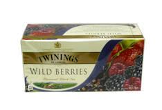 Tee TWININGS Wild Berries 25 pss - Kahvit,teet ja kaakaot - 120615 - 1