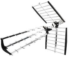 Ulkoantenni UHF Valueline 18dB - Varalamput ja loisteputket - 139545 - 1