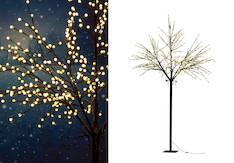 Valopuu 250cm FINNLUMOR - Jouluun valot,koristeet,tekstiilit - 148995 - 1