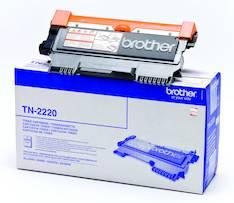 Värikasetti BROTHER TN-2220 laser - Brother laservärikasetit ja rummut - 122005 - 1