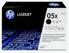 Värikasetti HP 05X CE505X laser - HP laservärikasetit ja rummut - 119265 - 1