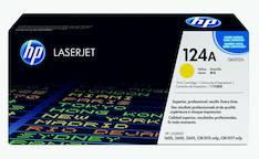 Värikasetti HP 124A Q6002A laser - HP laservärikasetit ja rummut - 114205 - 1